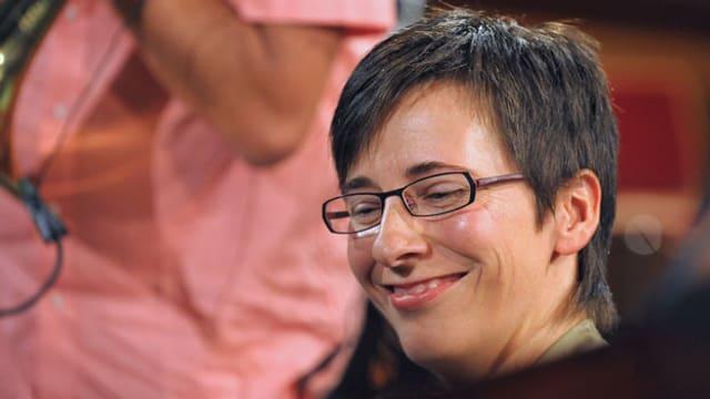 Video ««Potzmusig» vom 22.09.2012 mit Claudia Muff» abspielen