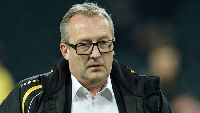 Gemäss Angaben der Zürcher Staatsanwaltschaft sei der Sportchef der Berner Young Boys, Fredy Bickel, erpresst worden.