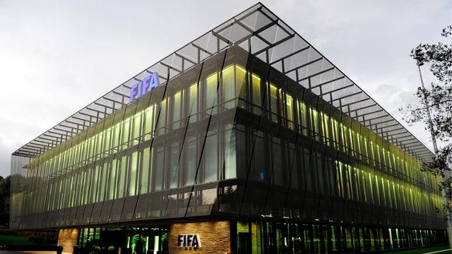 Fifa-Hauptsitz in Zürich