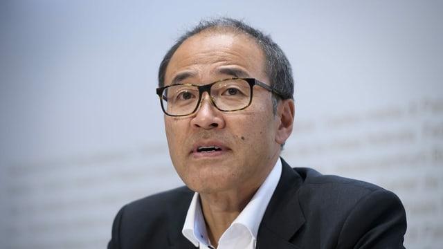 Sang-Il Kim, Leiter der BAG-Abteilung Digitale Transformation, .....
