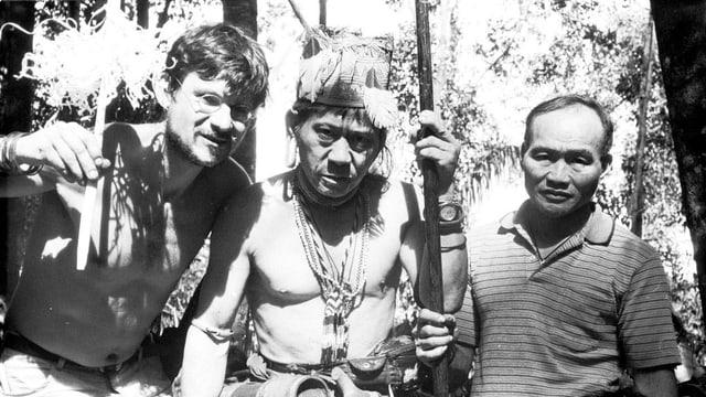 Einer von ihnen: Bruno Manser und die Penan