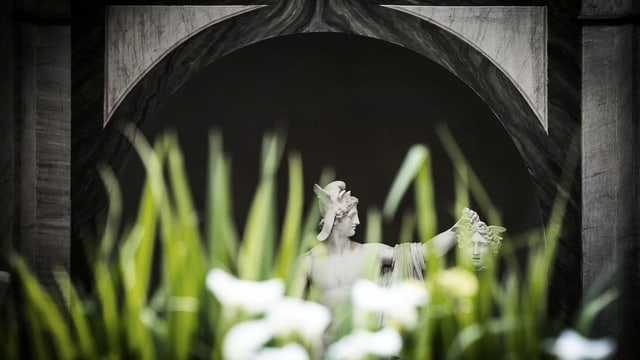 Kunstwerk im Vatikanischen Museum