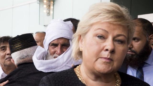 «Direkter Angriff auf norwegische Muslime»