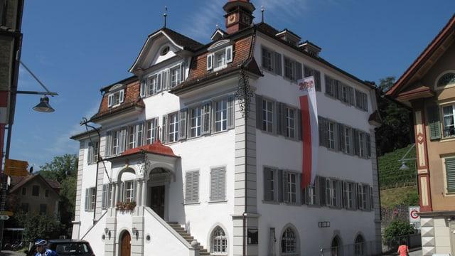 Rathaus Sarnen.