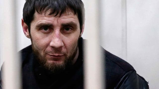 Der Verdächtige Zaur Dadajew.