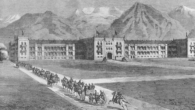 Militärschule Thun