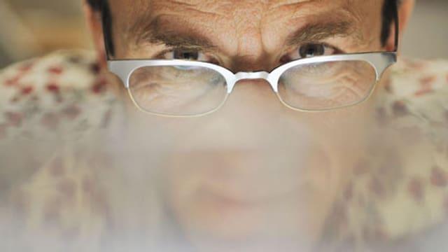Video «Der Ameisen bester Freund – Laurent Keller, Evolutionsbiologe (alt)» abspielen