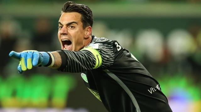 Diego Benaglio ist zurück zwischen den Pfosten.