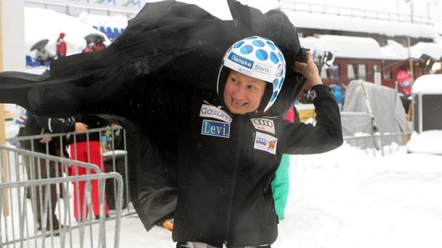 Poutiainen steht am Ende einer langen und erfolgreichen Karriere.