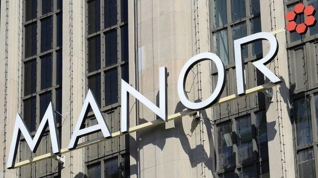 Logo von Manor