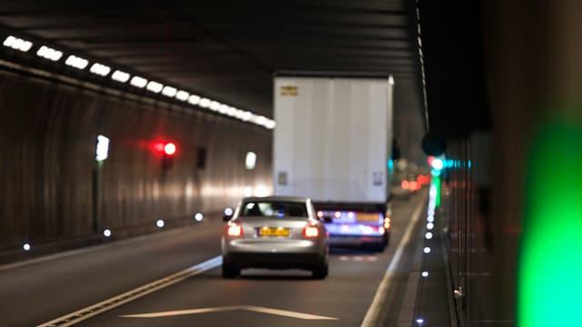 Il tunnel da via dal Gottard sto baud u tard vegnir sanà.