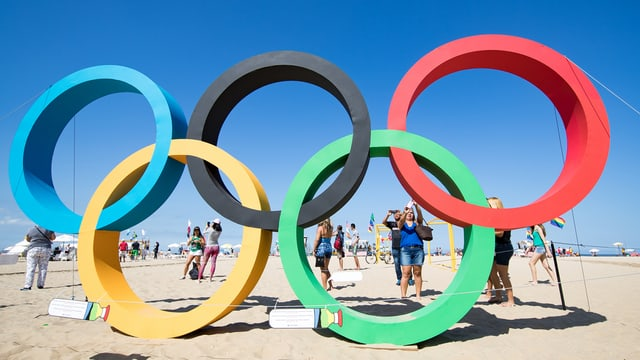 Purtret dals tschintg rintgs olimpics