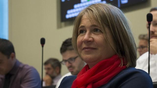Renata Rutishauser.