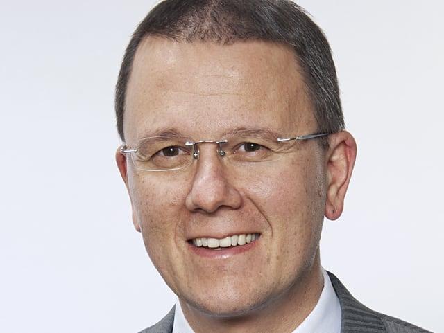 Porträt von Rolf Widmer
