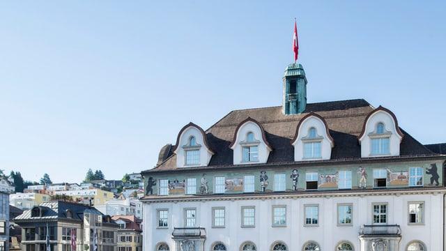 Regierungsgebäude Appenzell Ausserrhoden in Herisau