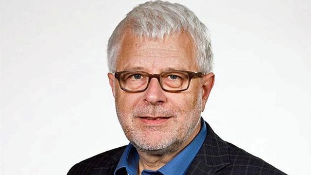 Porträt von Peter Gysling