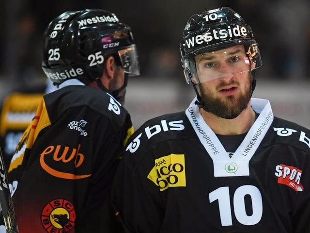 Tristan Scherwey.