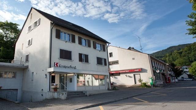BKB-Filiale in Reigwoldswil.
