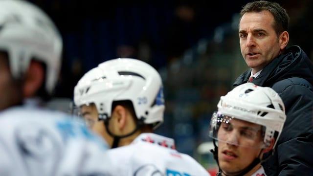 Serge Pelletier will sein Team in die Playoffs führen.