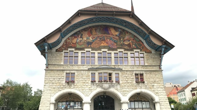 Stadthaus Le Locle