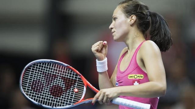 Viktorija Golubic.
