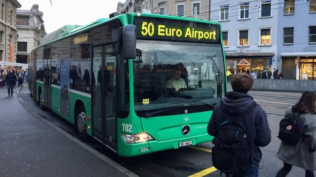 50er Bus der BVB