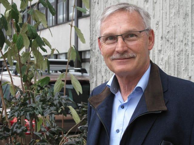 Der Schwyzer SVP-Regierungsrat Andreas Barraud.