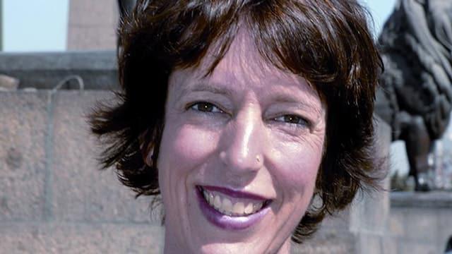 Journalistin Julia Gerlach