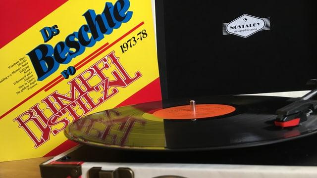 Und sie dreht sich noch: Die LP «Ds Beschte vo Rumpelstilz 1973 – 1978»
