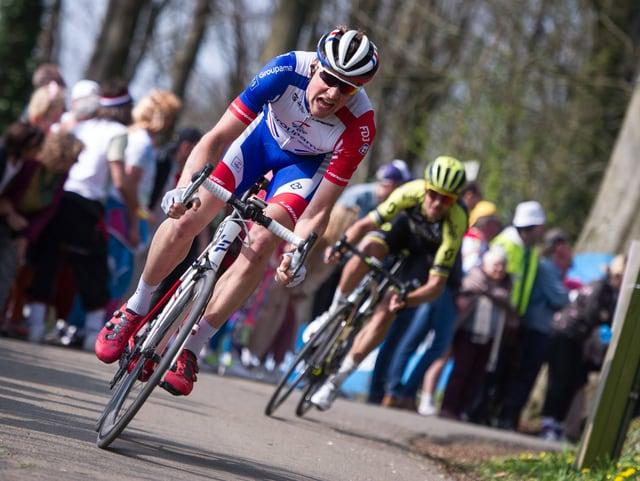 Stefan Küng fährt in der Slowakei stark.