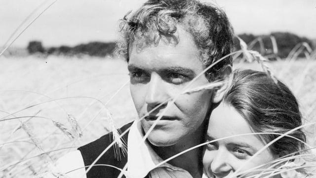Erwin Kohlund in einem der Franz Schnyder Filme.