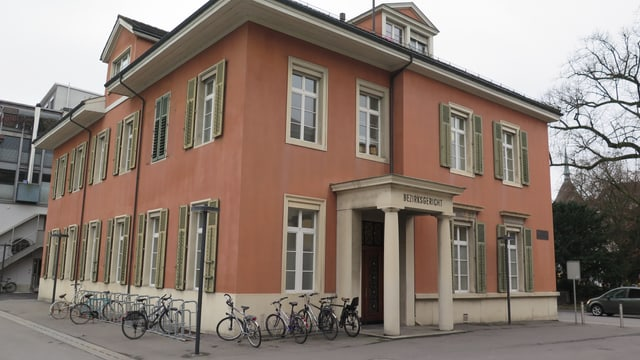 Gerichtsgebäude in Aarau