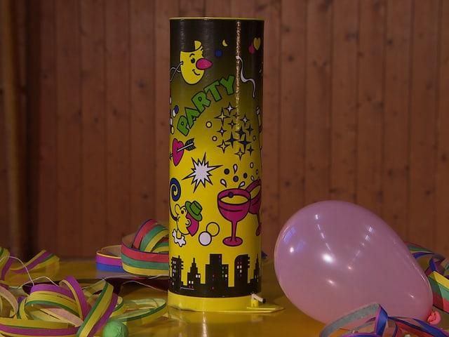 Tischbombe «Party»