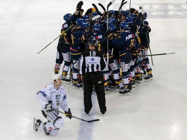 Hockeyspielere