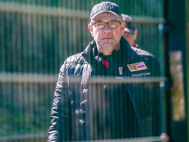 Union-Coach Urs Fischer.