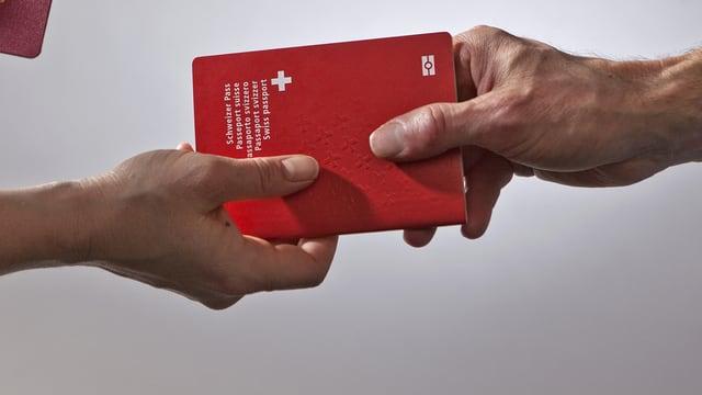Schweizer Reisepass