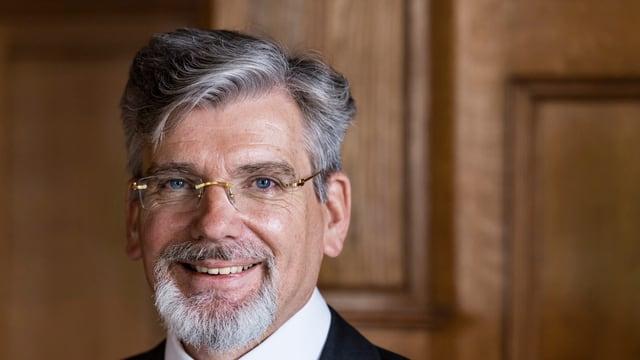 il president dal tribunal Jean-Luc Bächler