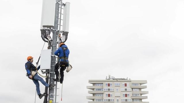 5G – schneller, aber auch gefährlicher?