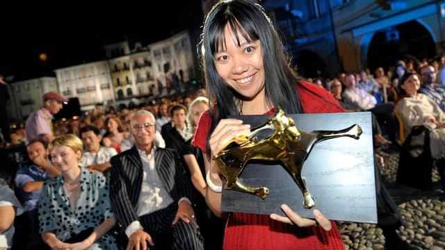 Xiaolu Gou mit Filmpreis in Locarno