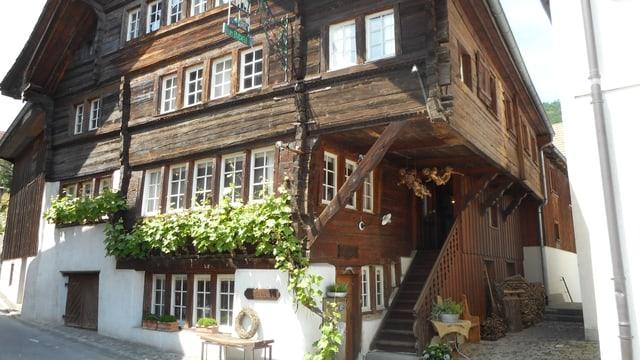 Video «Restaurant im Büdeli in Berneck - Tag 4 (Siegerbeiz)» abspielen
