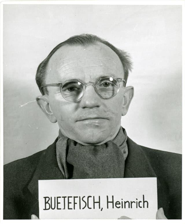 Heinrich Bütefisch