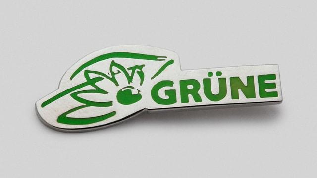 Ein Zuckersachet mit dem grünen Logo.