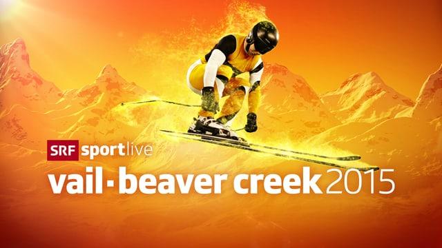 Video «Ski: «Vail live» vom 15. Februar» abspielen