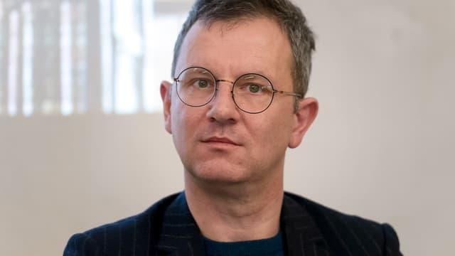 Porträt Basil Thüring