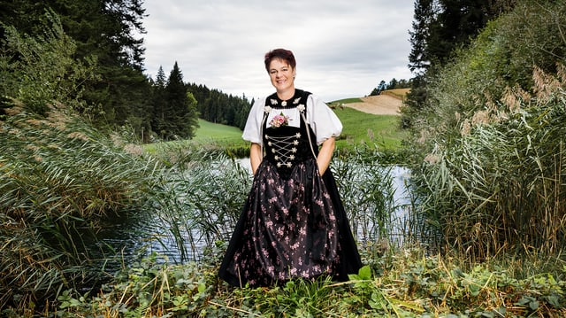 Video ««SRF bi de Lüt – Landfrauenküche»: Anita Mosimann (BE)» abspielen