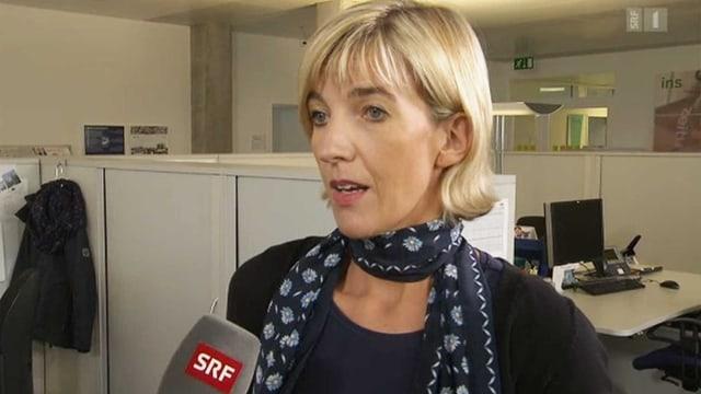 Nadine Gembler im Interview