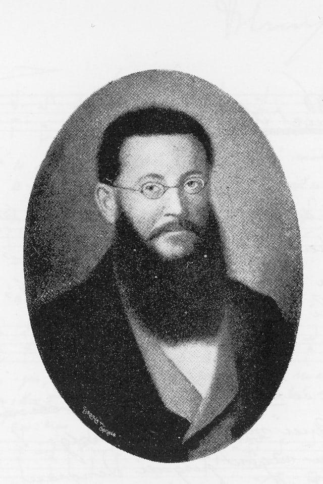 Gion Antoni Huonder (1824-1867)