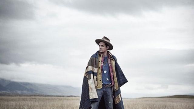 John Mayer auf dem Album-Cover von «Paradise Valley»