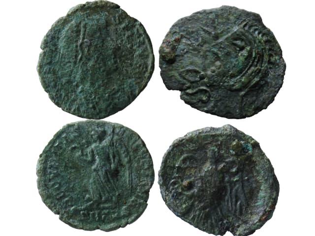 Römische Münzen aus Olten