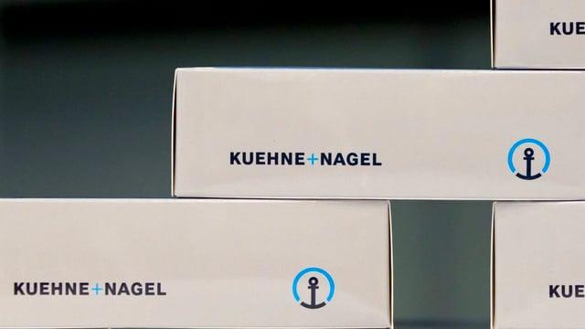 Il gudogn dal concern da logistica Kühne + Nagel ha sia sedia a Schindellegi en il chantun Sviz.